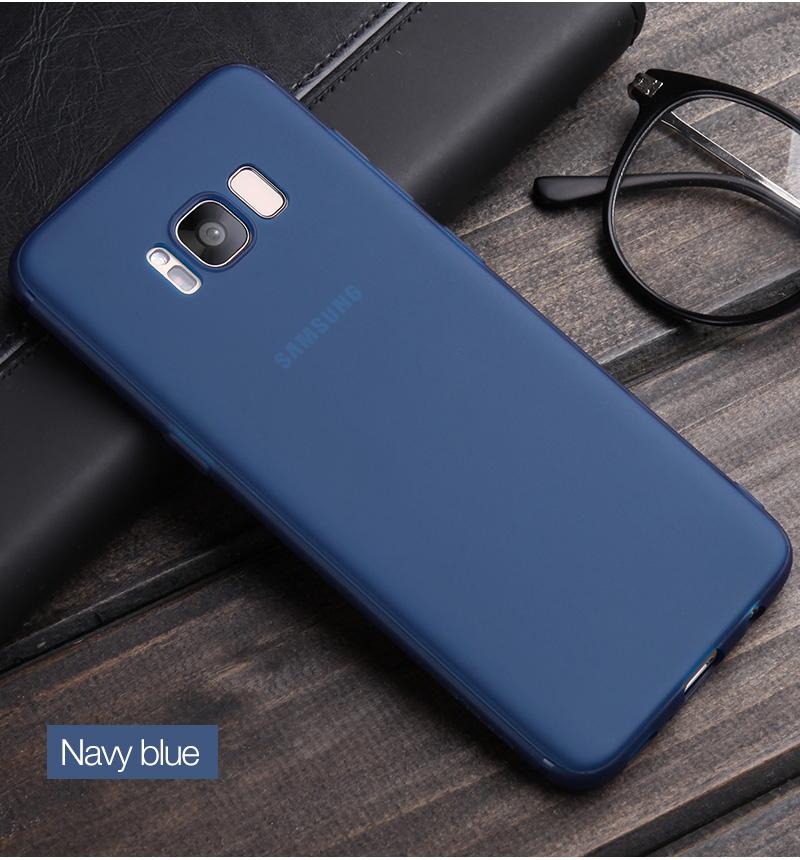 Cafele miękka tpu case do samsung s8/s8 plus sprawach slim powrót protect skóry ultra thin telefon pokrywa dla samsung galaxy s8 plus 13