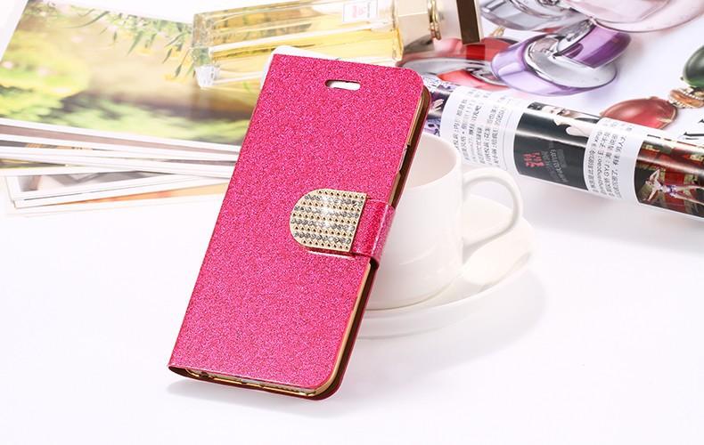 Kisscase dla iphone 5s case glitter bling skórzane etui dla iphone 5 5s se 6 6 s 7 plus stań portfel pokrywa dla iphone 7 7 plus SE 25