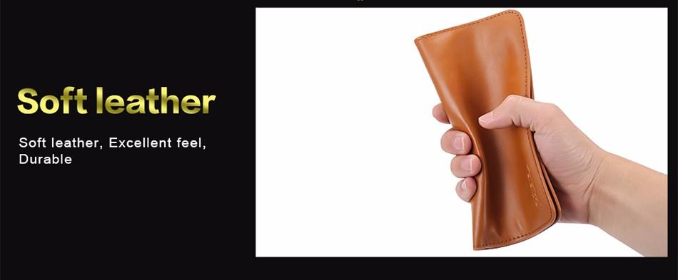 Floveme luksusowe retro skórzany portfel torby phone case do samsung s7 s6 s5 dla iphone 7 6 6 s plus se 5S 5 miękka pokrywa torebka marki 12