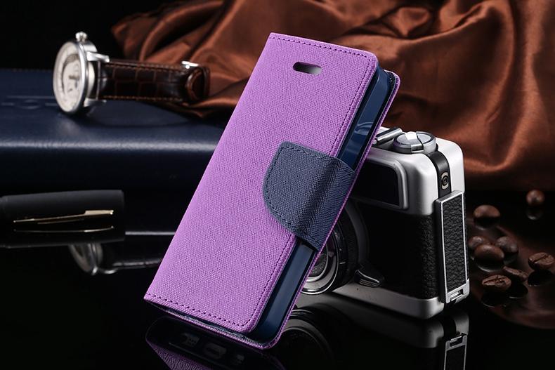 Kisscase dla iphone 4s przypadki nowy hit kolor skóry ultra odwróć case dla iphone 4 4s 4g wizytownik stań pokrywy torby telefon komórkowy 9