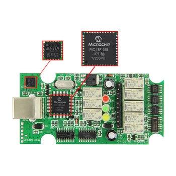 Latest Version OP COM V1 70 2014V PIC18F458 Chip Diagnostic Tool
