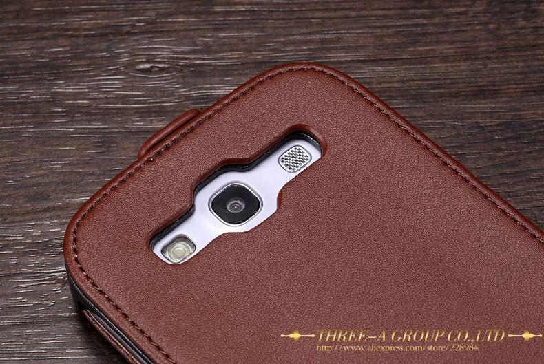 Kisscase dla samsung galaxy s3 s4 biznes skórzana phone case do samsung galaxy s3 i9300 s4 magnetyczny pionie klapka torby 7