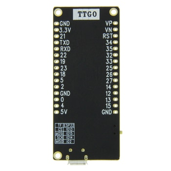 T8 V1 7 ESP32 4MB PSRAM TF CARD 3D ANTENNA WiFi & Bluetooth