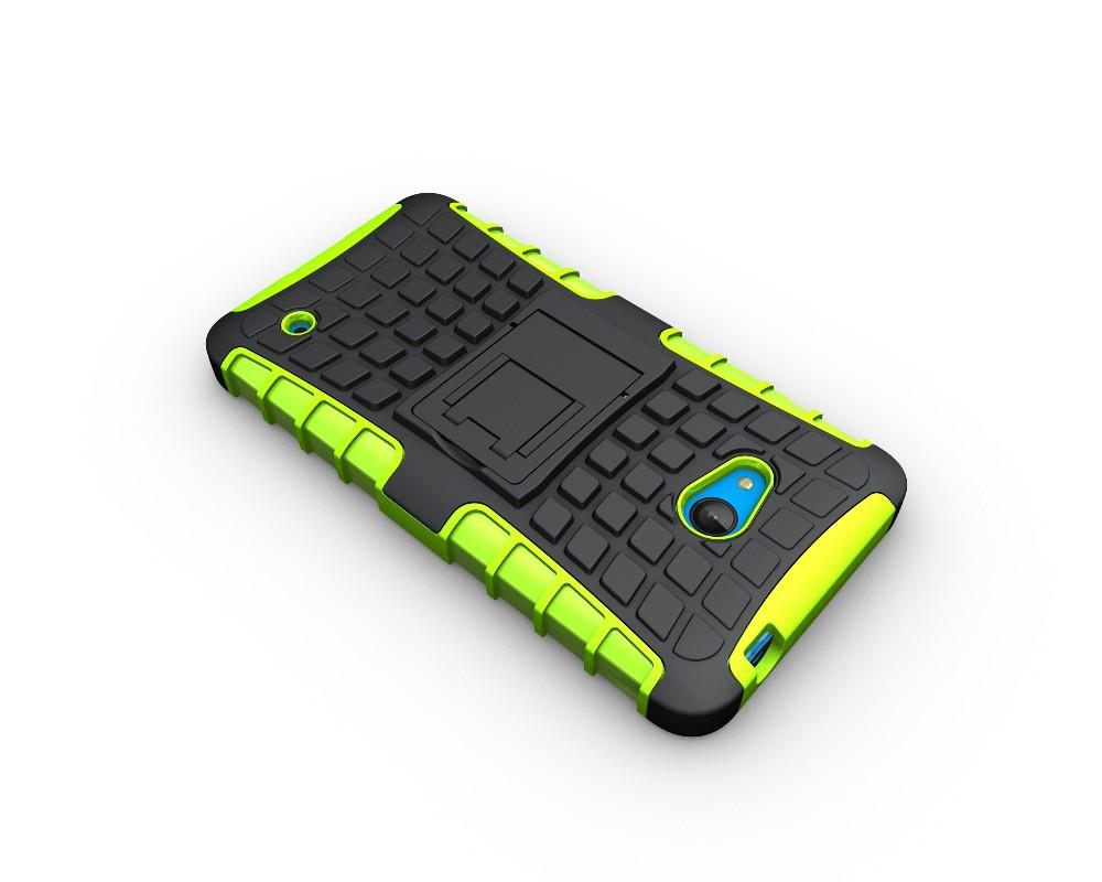 Uchwyt hybrid armor case dla microsoft lumia 650 640 635 630 case tpu obudowa odporna na wstrząsy pokrywa dla nokia lumia 635 640 650 case 43