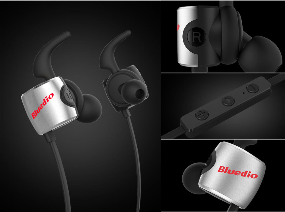 Te bluedio sport zestaw słuchawkowy bluetooth/pot dowód słuchawki bezprzewodowe słuchawki douszne earbuds wbudowany mikrofon 13