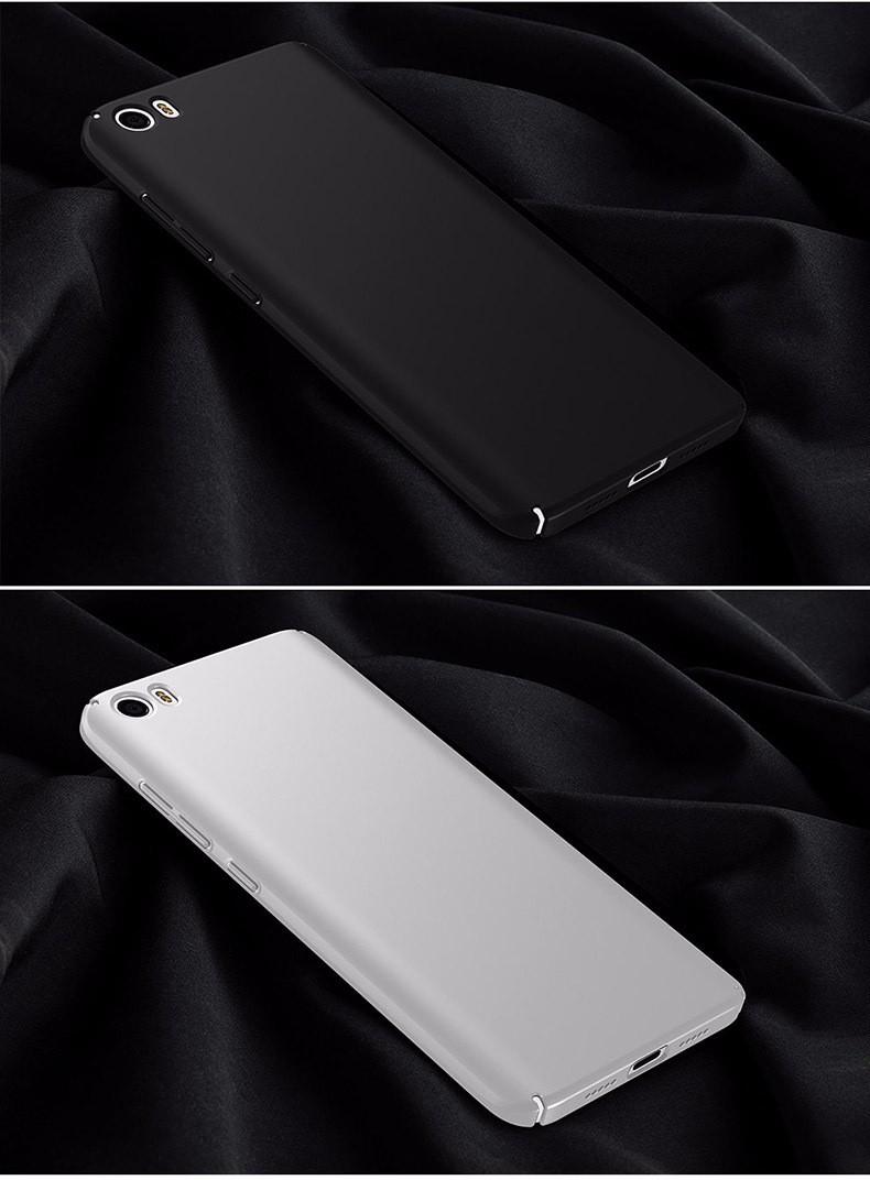 Moda dysk matte case dla xiaomi mi5 przypadki mi5s xiaomi mi 5S case mi 5 360 pełna ochrona pokrywy plastikowe etui na telefony P18 15