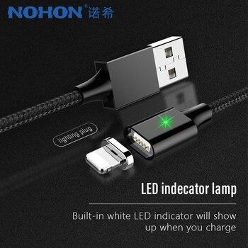 045b3e3599d 3 2 en 1 LED magnético tipo C de sincronización—Nohon