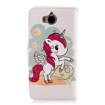Flip Case for Huawei Y5 Y 5 2017 MYA-L22 MYA-U29 Case Phone Leather