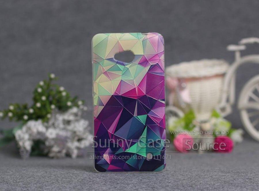 Miękkie case dla microsoft nokia lumia 640 luksusowe 3d drukowanie cartoon krzemu tylna pokrywa dla lumia 640 cellphone torby shell Funda 10