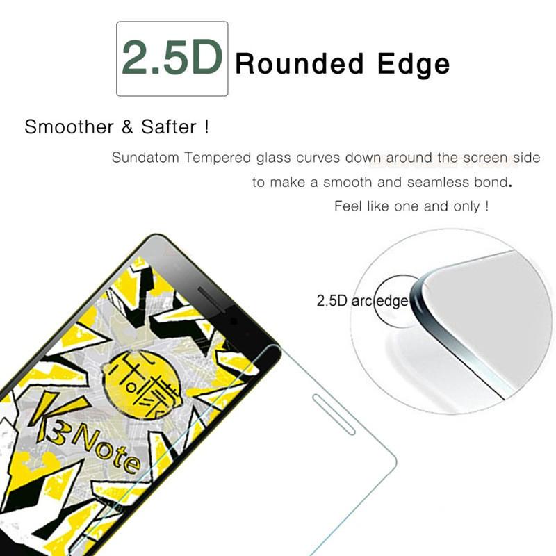 Premium 0.26mm przeciwwybuchowe szkło hartowane dla p780 lenovo a8 s60 s90 s850 a2010 a6000 k3 uwaga ekran ze szkła hartowanego Film 4