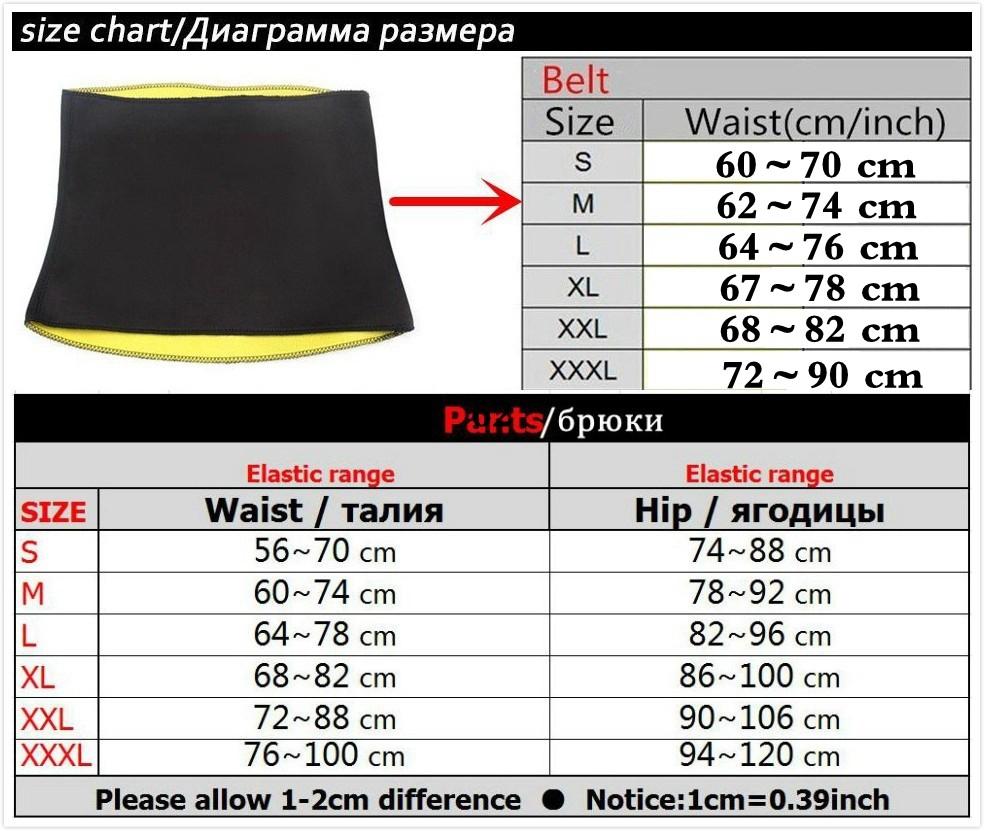 (Spodnie + Pas) hot frezarki shaper body control krótkie majtki wyszczuplające spodnie i pasy super stretch neopren bryczesy dla kobiet 2