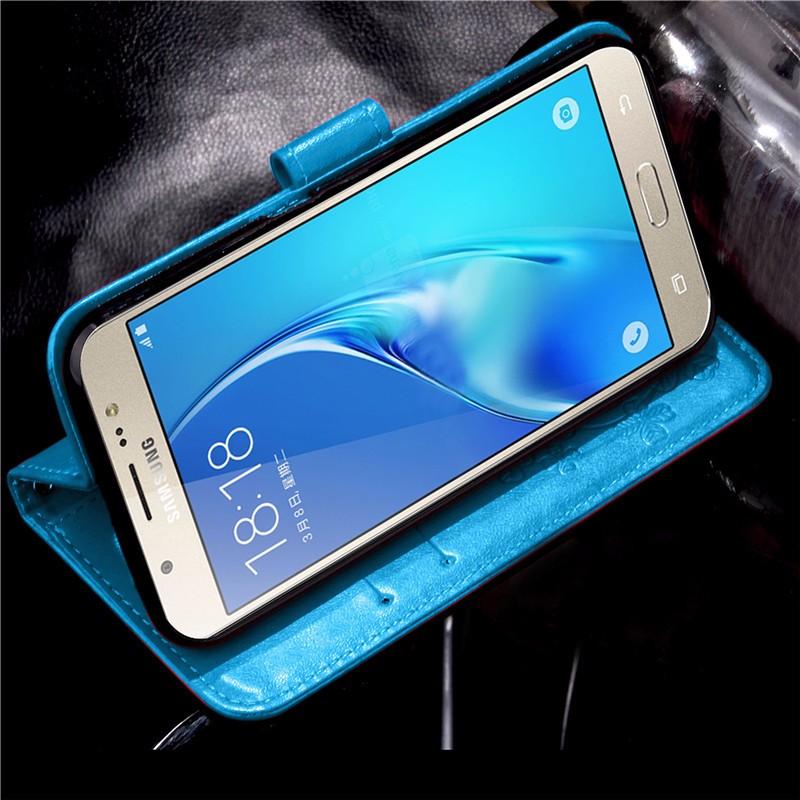 Dla iphone 7 plus 4S 5S 4 5 6 s skórzane etui z klapką case do samsung galaxy a3 a5 j3 j5 2016 j1 s6 s7 s3 s4 s5 mini grand prime pokrywa 47