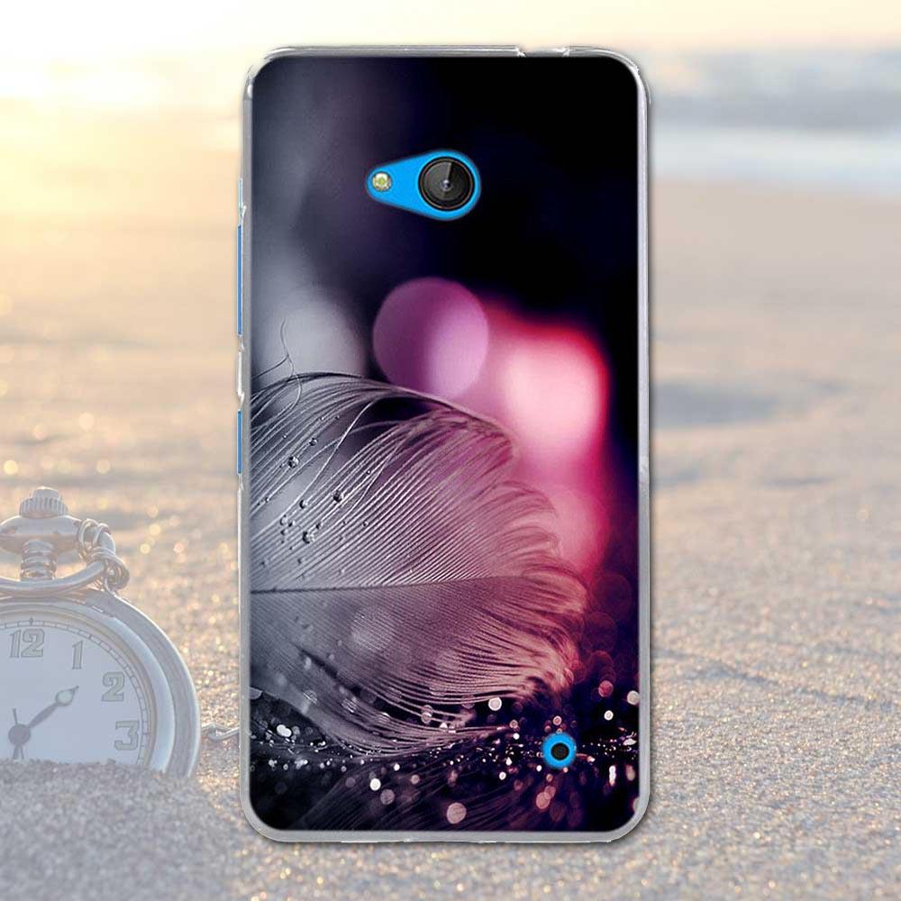 Coque dla nokia 640 case pokrywa dla nokia microsoft lumia 640 silikonowe cell phone case miękka tpu shell dla nokia 640 lumia 640 torba 14