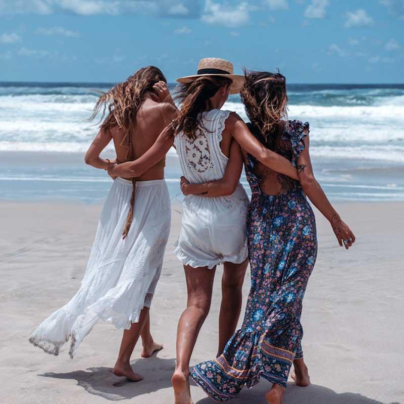 Boho zainspirowany 2017 letnie sukienki kwiatowy print cotton backless długi maxi dress hippie chic ruffles rękawem kobiety sexy vestidos 7