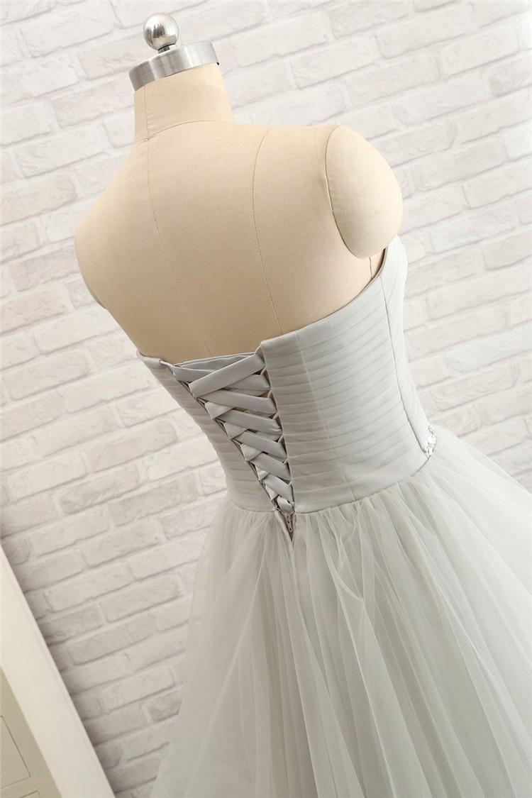 Off The Shoulder Tulle Long Evening Elegant Dress 4