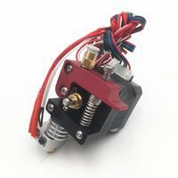 Funssor Anet Prusa 3D drucker zubehör MK8 direkt extruder kit o.4mm düse 1,75/0,4mm