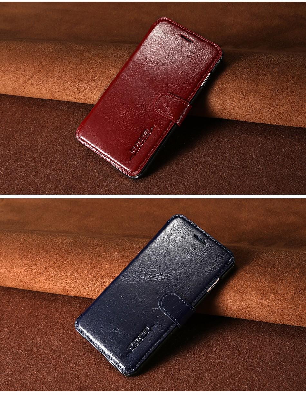 Floveme vintage klapki skóra case dla iphone 7 6 6 s pokrywa z karty uchwyt luksusowe wallet case for iphone 7 7 plus 6 6 s plus capa 7