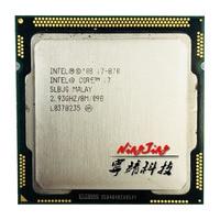 Intel Core i7-870 i7 870 2,9 GHz Quad-Core CPU Prozessor 8M 95W LGA 1156