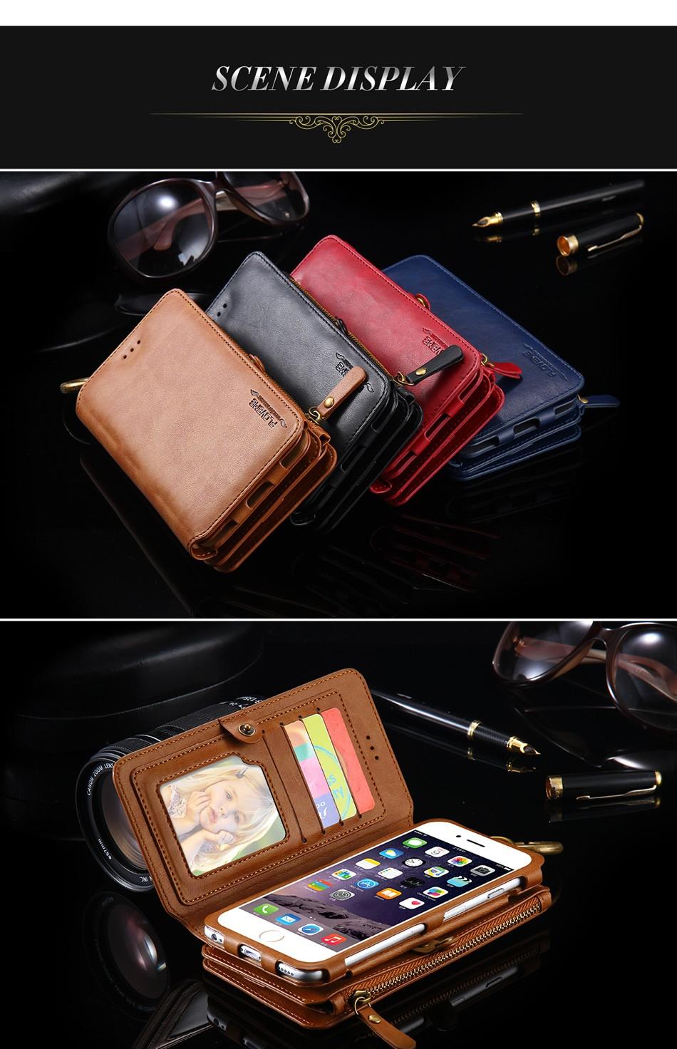 Floveme oryginalny retro skóra telefon case for iphone 6s 6 4.7 dla iphone6s iphone 6s przypadki metalowy pierścień coque pokrowce na iphone 7 9