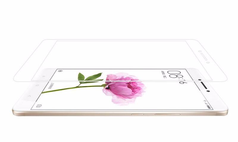 Kolor pełna pokrywa screen protector szkło hartowane dla xiaomi redmi 3 s 3x4 pro prime mi4 redmi note 4 3 2 mi5s mi5 mi 6 5S 5 mi6 10