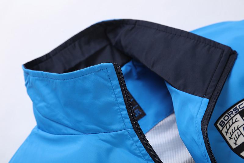New Arrival Marka Dres Casual Sporta Kostiumu Mężczyźni Mody Bluzy Zestaw Kurtka + Spodnie 2 SZTUK Poliester Sportowej Mężczyzn 4XL 5XL SP019 23