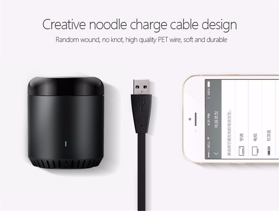 Broadlink RM3 RM Pro/RM mini3 Automatyki Inteligentnego Domu Uniwersalny Inteligentny Pilot WIFI + IR + RF Przełącznik dla iOS Android 31