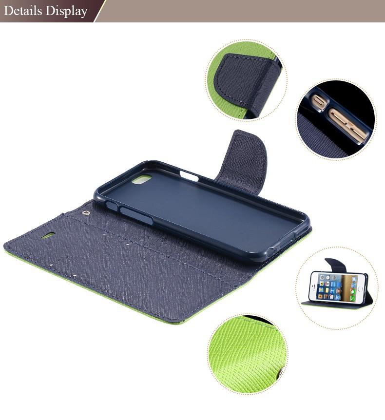 Kisscase dla iphone 5s se telefon case luksusowe kolor skórzane etui z klapką case dla apple iphone 5 5s 5g slot kart pokrywa torba dla iphone SE 5