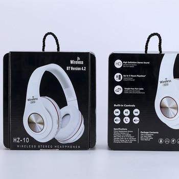 Hz10 Casque Audio Sans Fil Sur L39oreille Casque Bluetooth Casque