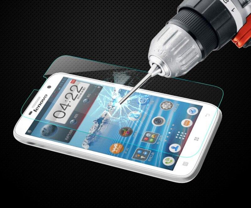 Ochraniacz ekranu Szkła Hartowanego dla A536 Lenovo A8 K3 Uwaga K50 S60 S850 S90 P780 A6000 A7000 Plus X2 X3 Przeciwwybuchowy Film 2