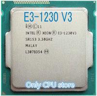 Intel Xeon Prozessor E3-1230V3 E3 1230V3 Quad-Core Prozessor LGA1150 Desktop CPU 100% arbeits richtig Desktop Proces