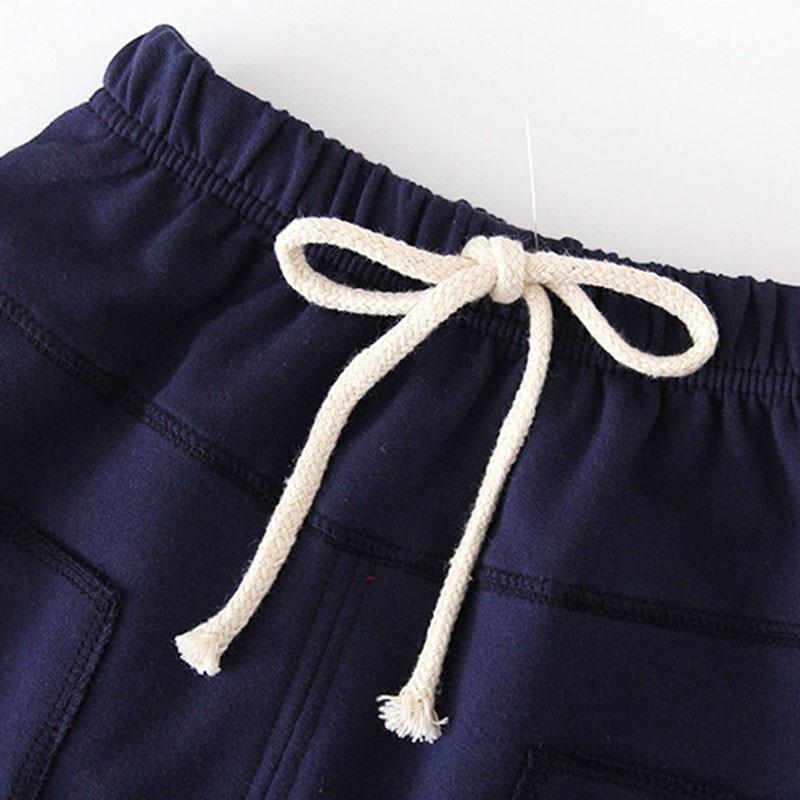 Dla dzieci Chłopcy Dzieci Dziecko Miękkiej Bawełny Jesień Dorywczo Spodnie Harem Spodnie Dna 2-7Y 6