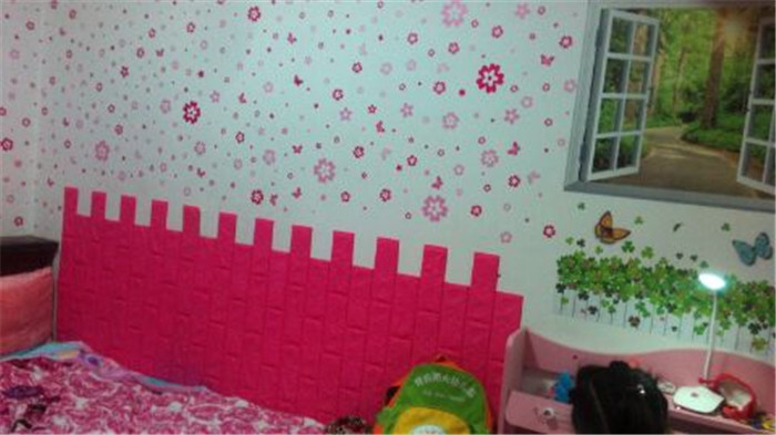 PCV 3D salon mur ceglany wzór tapety stickie dormitorium sypialnia retro wzór tapety adhesive392-F cegły 40