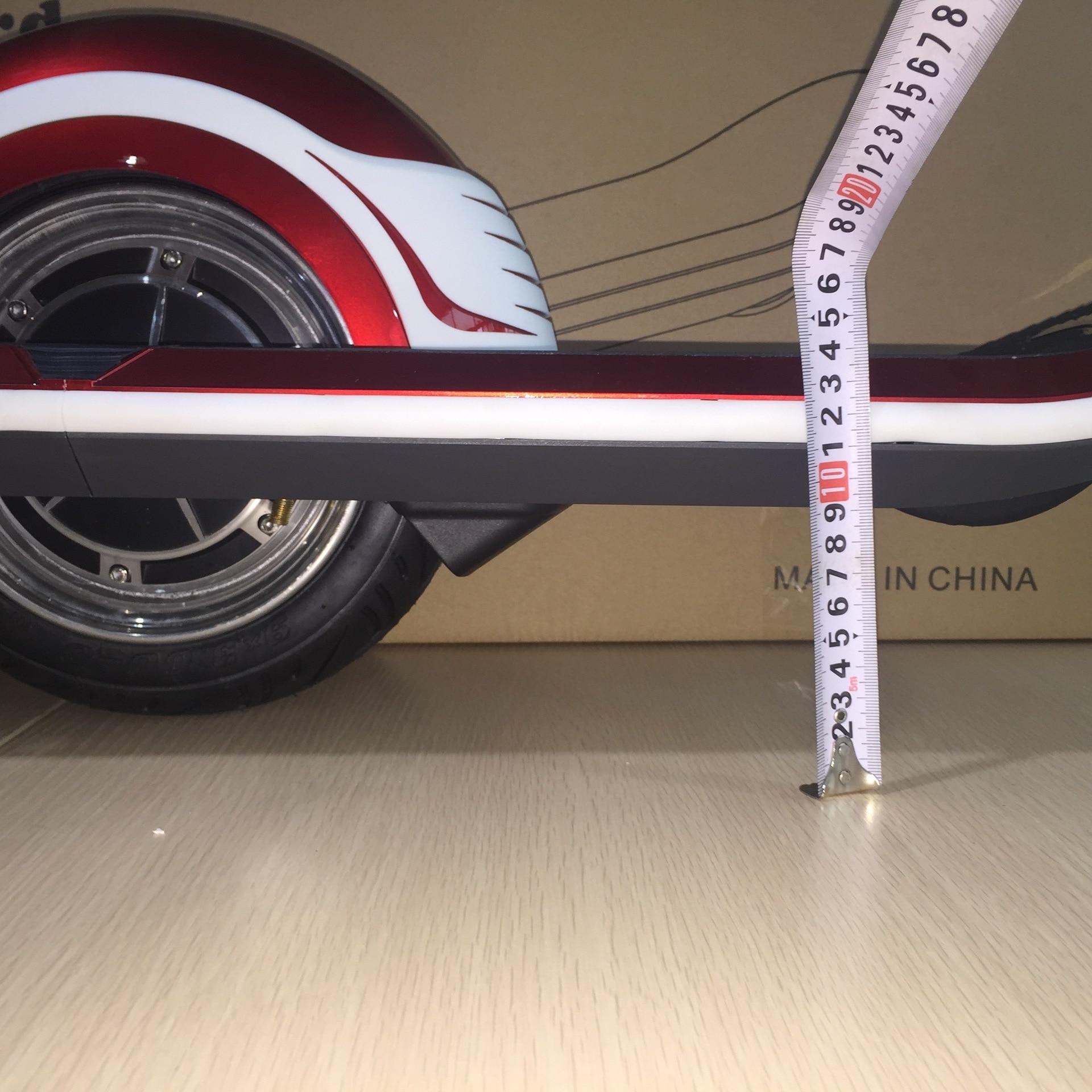 New 10inch Samsung Battery one wheel electric skateboard with LED Light Bluet  eBay