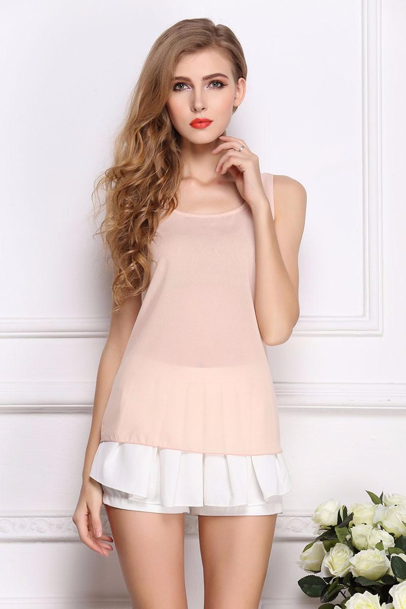 2017 moda popularne sexy szczupła marynarka clothing blusas bluzki damskie szyfonowa letnia lady bluzka/koszula 9 kolory topy ol bluzka 1