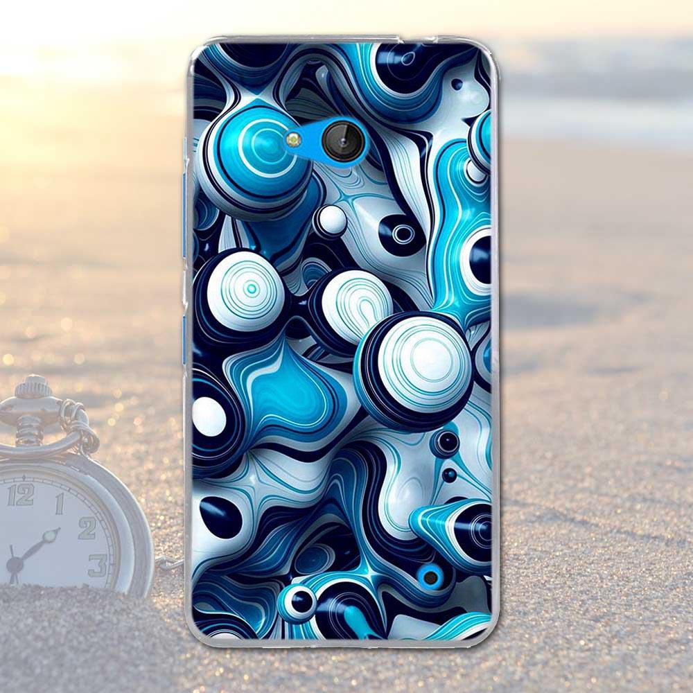 Coque dla nokia 640 case pokrywa dla nokia microsoft lumia 640 silikonowe cell phone case miękka tpu shell dla nokia 640 lumia 640 torba 23