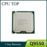 Intel Core 2 Quad Q9550 Prozessor SLAWQ SLB8V 2,83 GHz 12MB 1333MHz Buchse 775 cpu 100% Arbeits