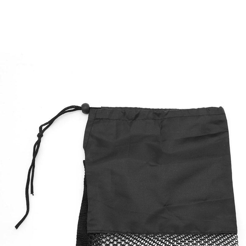 Wysokiej jakości nylonu yoga mat pilates przewoźnika torby siatki centrum regulowany pasek przypadku przenośne ramię torba brand new 6