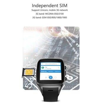 X01 smart uhr MTK 6580 Dual core 1,54