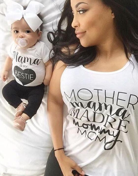 0-24 M Dziecko Niemowlę Toddle Dziewczyny Boys Baby Ubrania Letnie Krótkie Mama rękawa T-Shirt Top + Pant 2 sztuk Outfit Odzież Bebes zestaw 2