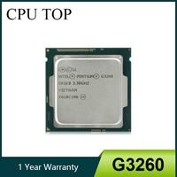 Intel Pentium G3260 Dual Core CPU Prozessor SR1K8 3,3 GHz 3MB LGA1150 Getestet