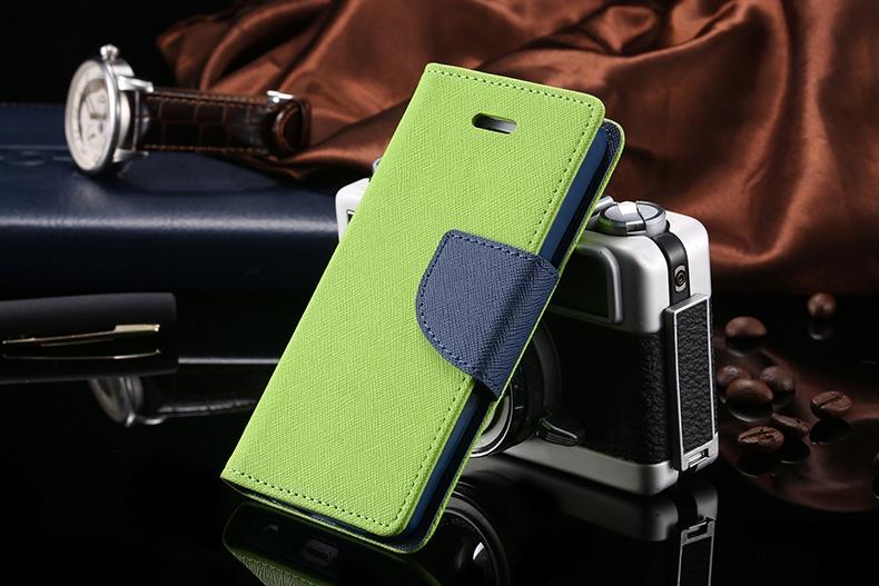 Kisscase dla iphone 4s przypadki nowy hit kolor skóry ultra odwróć case dla iphone 4 4s 4g wizytownik stań pokrywy torby telefon komórkowy 2