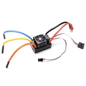 brushless 120A ESC 2-6s 24V sensored sensorless waterproof speed
