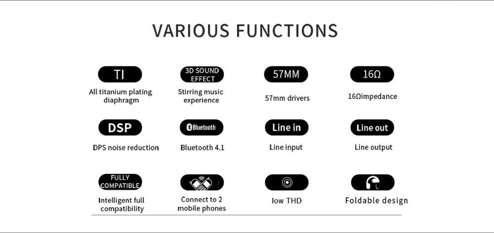 T3 wireless bluetooth bluedio słuchawki/słuchawki z bluetooth 4.1 stereo i mikrofon dla muzyki słuchawki bezprzewodowe 13