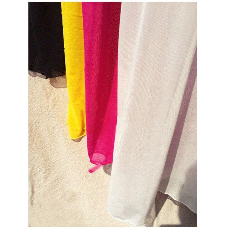 Hot sprzedaż lato styl kobiety swimsuit Cover Up sexy głęboki Dekolt cover up bikini plaża cover up dress luźny strój Plażowy plażowe 13