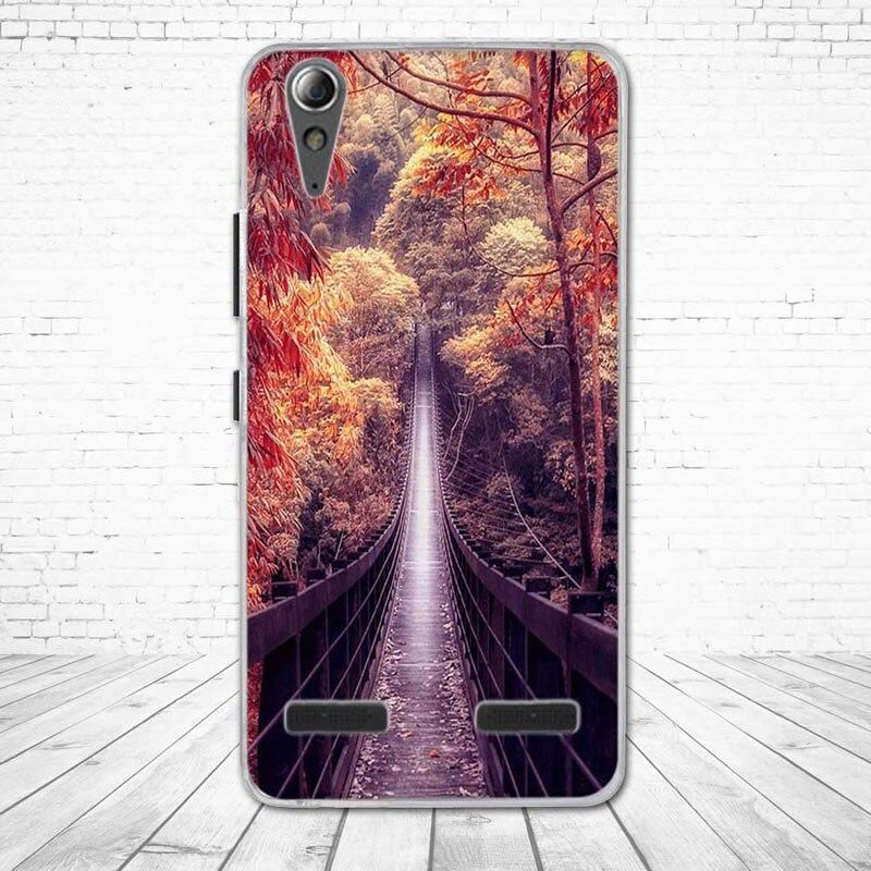 """Miękkiego silikonu case wydrukowano phone tylna pokrywa dla lenovo a6010 & a6000 & dla lenovo lemon k3 k30-t skóry pokrywa 5 """"K 3 A 6000 6010 11"""
