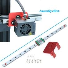 MK8 Extruder Direct Drive Upgrade Feed Ersatz Kit + Linear Schiene Rutsche Kit Für Ender-3 V2 Ender-3Pro CR10s 3D Drucker rahmen