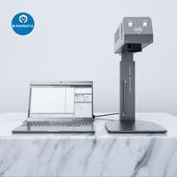 TBK-958M 레이저 조각 기계 미니 데스크탑 레이저 프린터 DIY 자동 절단 분리 기계 전화 유리 수리