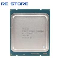 Verwendet Intel E5 2690 v2 Prozessor SR1A5 3,0 Ghz 10 Core 25MB Sockel LGA 2011 Xeon CPU