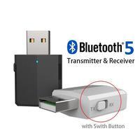 3 IN 1 USB Bluetooh 5,0 Audio Receiver Transmitter Breite Kompatibilität Stereo Drahtlose Bluetooth Adapter für TV PC Auto Musik