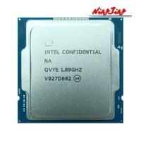 Intel Core i9 11900 ES QVYE Acht-Core Sechzehn-Gewinde CPU Prozessor 65W 16M Müssen B560 z590 Motherboard buchse 1200 LGA